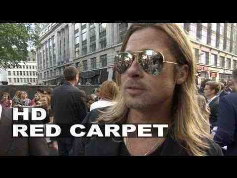 World War Z - Brad Pitt Interview