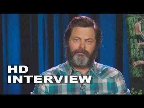 The Kings of Summer - Nick Offerman Interview