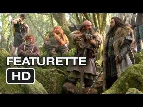 The Hobbit: The Desolation of Smaug - Featurette - New Zealand
