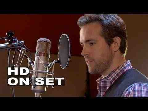 Turbo - Ryan Reynolds Voicing his Character