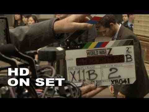 World War Z - Behind the Scenes Part 1