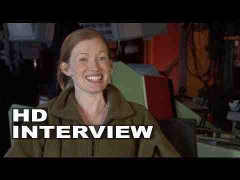 World War Z - Mireille Enos Interview