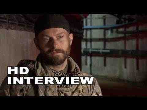 World War Z - James Badge Dale Interview