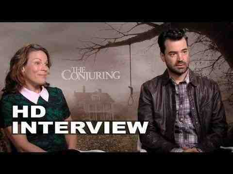 The Conjuring - Lili Taylor & Ron Livingston Interview
