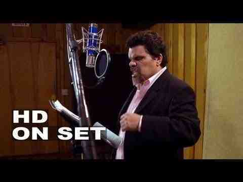 Turbo - Luis Guzman Voicing his Character