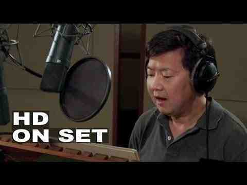 Turbo - Ken Jeong Voicing His Character