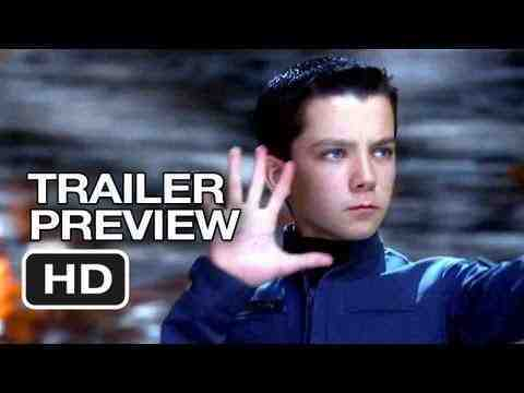Ender's Game - Trailer Preview