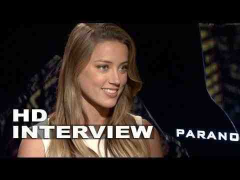 Paranoia - Amber Heard Interview 2