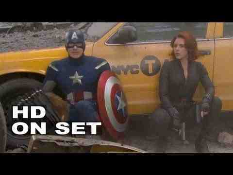 The Avengers - Behind the Scenes Part 2