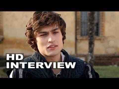 Romeo and Juliet - Douglas Booth Interview