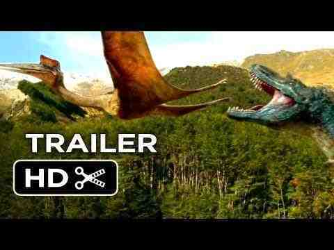 Walking with Dinosaurs 3D - trailer 3