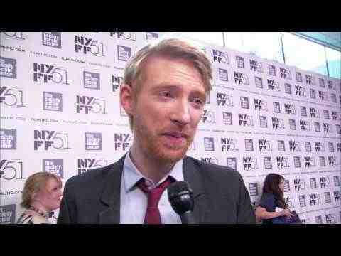 About Time - Domhnall Gleeson Interview