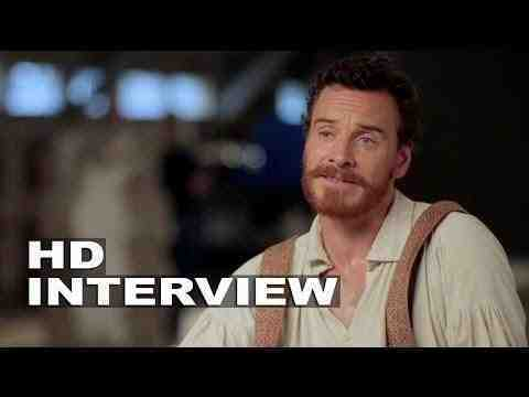 12 Years a Slave - Michael Fassbender Interview