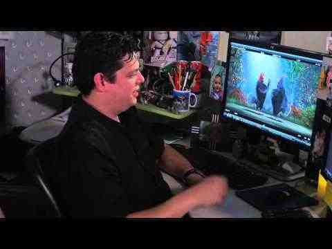 Free Birds - Behind the Scenes Animation