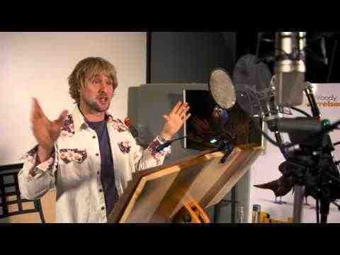 Free Birds - Behind the Scenes Voice Acting Owen Wilson