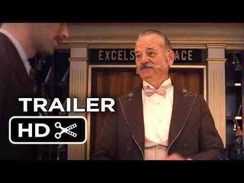 The Grand Budapest Hotel - trailer