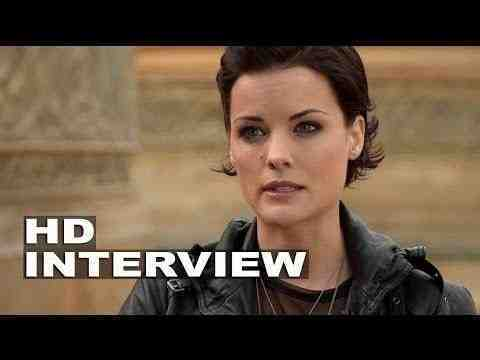 Thor: The Dark World - Jaimie Alexander Interview