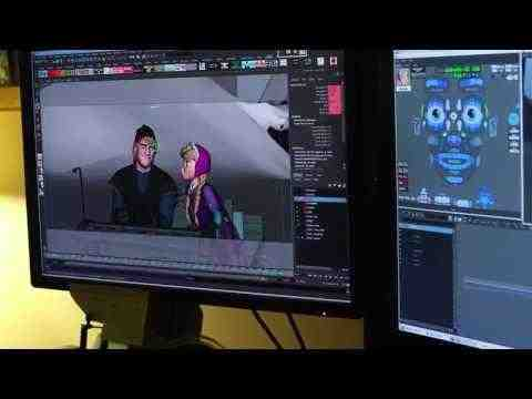 Frozen - Behind the Scenes of the Animation