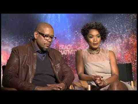Black Nativity - Forest Whitaker & Angela Bassett Interview