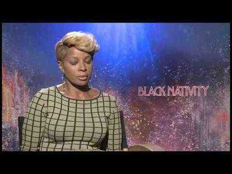 Black Nativity - Mary J. Blige Interview