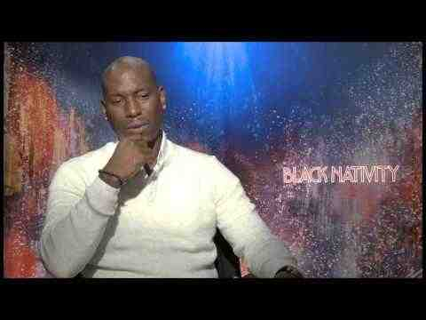 Black Nativity - Tyrese Gibson Interview