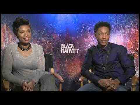 Black Nativity - Jennifer Hudson & Jacob Latimore Interview