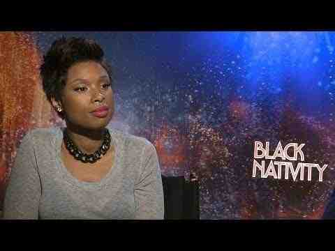 Black Nativity - Jennifer Hudson Interview