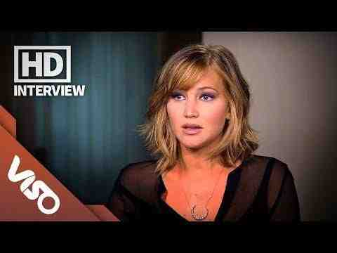 The Hunger Games: Catching Fire - Jennifer Lawrence Interview