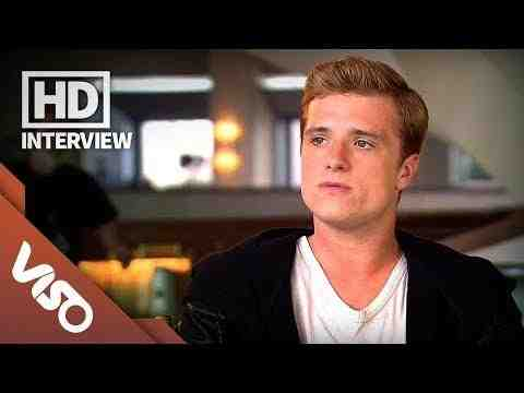 The Hunger Games: Catching Fire - Josh Hutcherson Interview