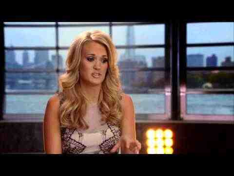 The Sound of Music - Carrie Underwood Interview