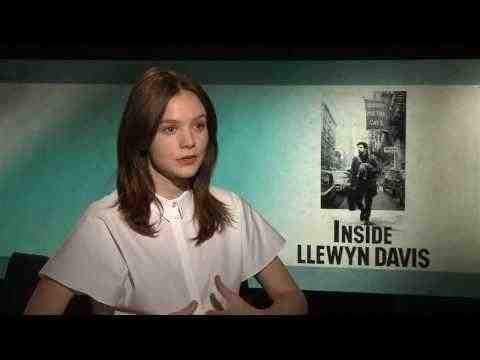Inside Llewyn Davis - Carey Mulligan Interview