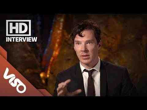 The Hobbit: The Desolation of Smaug - Benedict Cumberbatch Interview