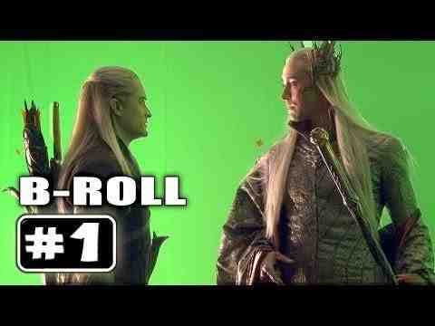 The Hobbit: The Desolation of Smaug - Behind the Scenes Part 1