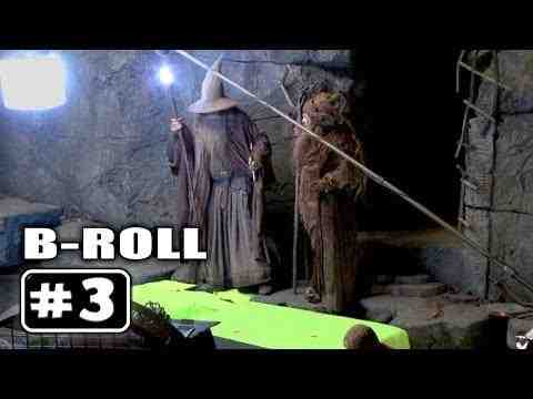 The Hobbit: The Desolation of Smaug - Behind the Scenes Part 3