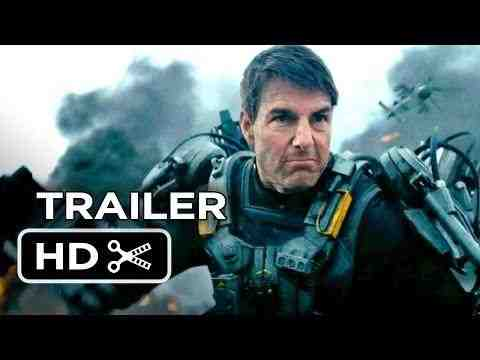 Edge of Tomorrow - trailer 1