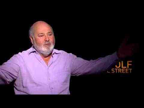 The Wolf of Wall Street - Rob Reiner Interview