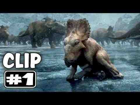 Walking with Dinosaurs 3D - Clip