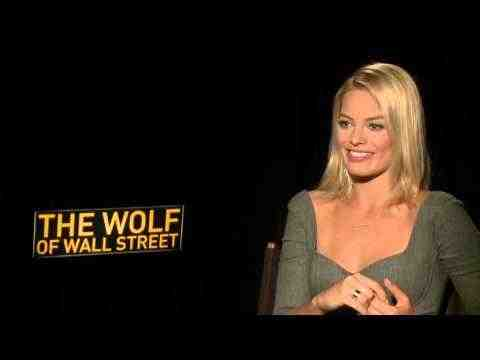 The Wolf of Wall Street - Margot Robbie Interview