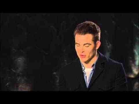 Jack Ryan: Shadow Recruit - Chris Pine Interview Part 2