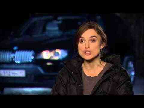 Jack Ryan: Shadow Recruit - Keira Knightly Interview