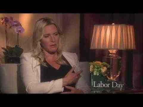 Labor Day - Kate Winslet Interview
