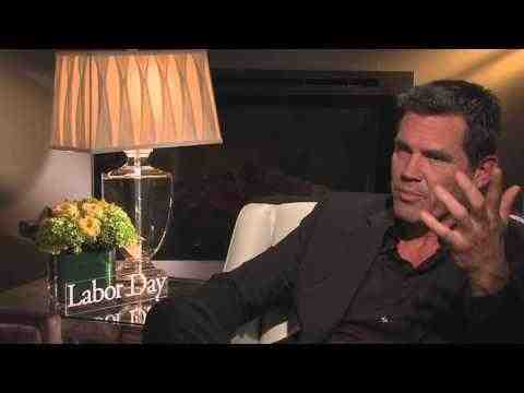 Labor Day - Josh Brolin Interview