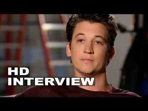 That Awkward Moment - Miles Teller Interview