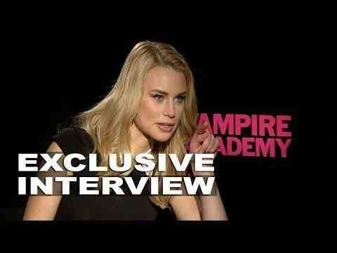 Vampire Academy - Lucy Fry Interview