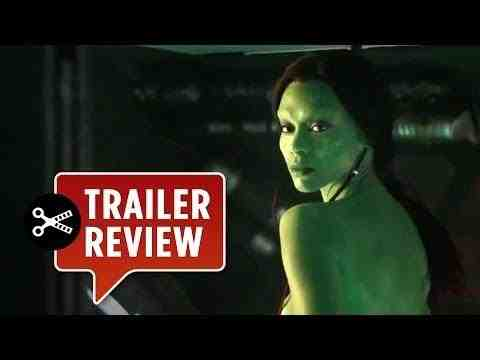 Guardians of the Galaxy - trailer review