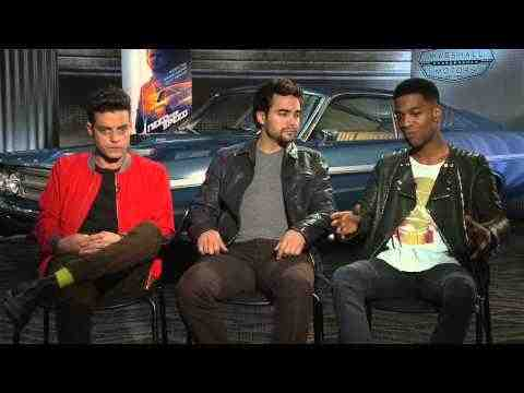 Need for Speed - Mescudi, Ramon, & Rami Interview Part 1