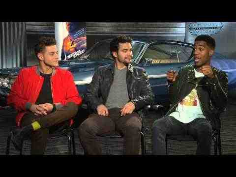 Need for Speed - Mescudi, Ramon, & Rami Interview Part 2