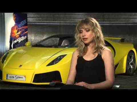 Need for Speed - Imogen Poots Interview