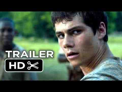 The Maze Runner - trailer 1