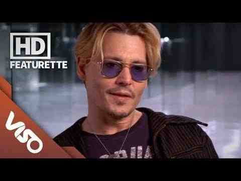 Transcendence - Featurette 1